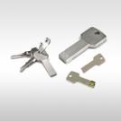 usb-flash-silver-key