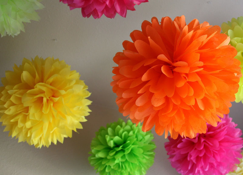 Поделки украшения цветы